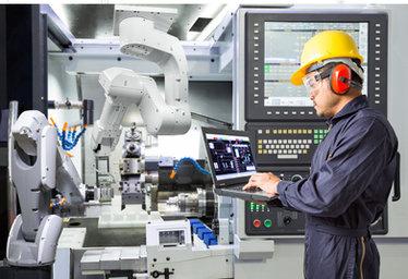 Industrie Roboter