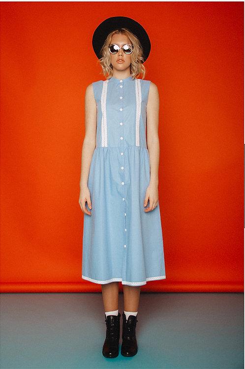 The Cotton T-Dress