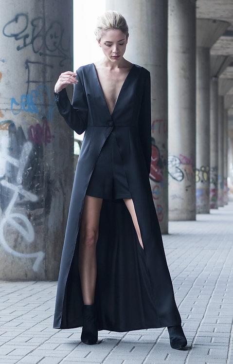 The Maxi Shorts Dress