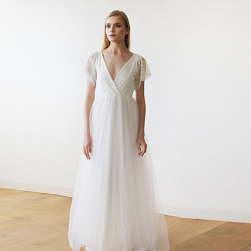 Lace and Tull Dream Bridal Gown