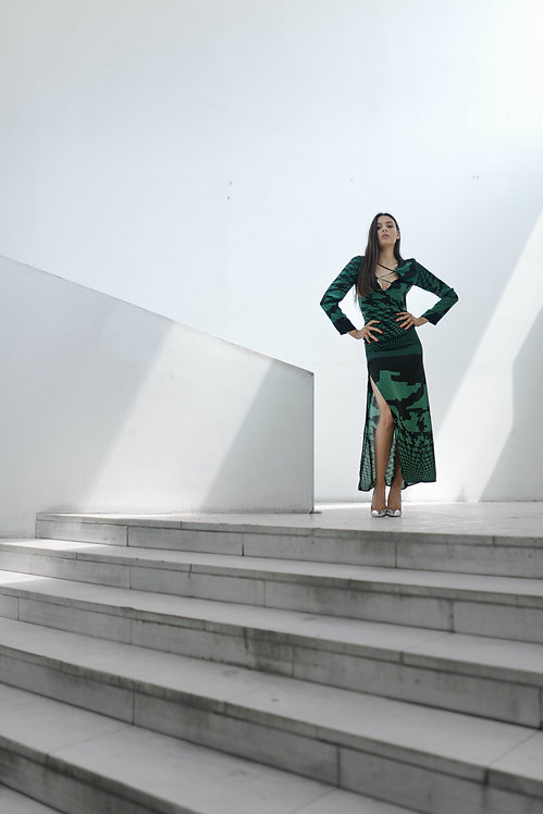 The Belluci Dress