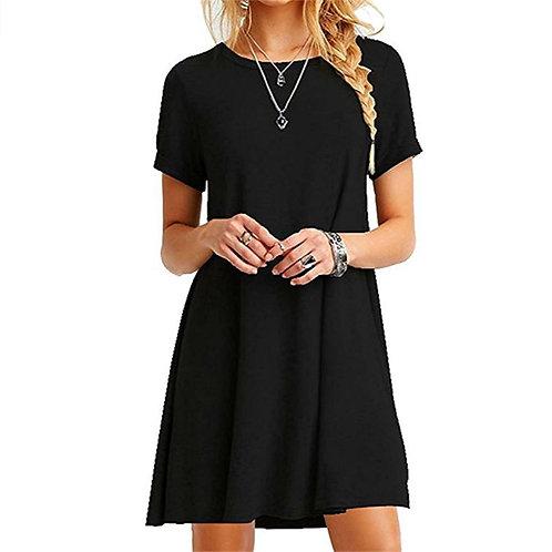 The Skater shirt Dress