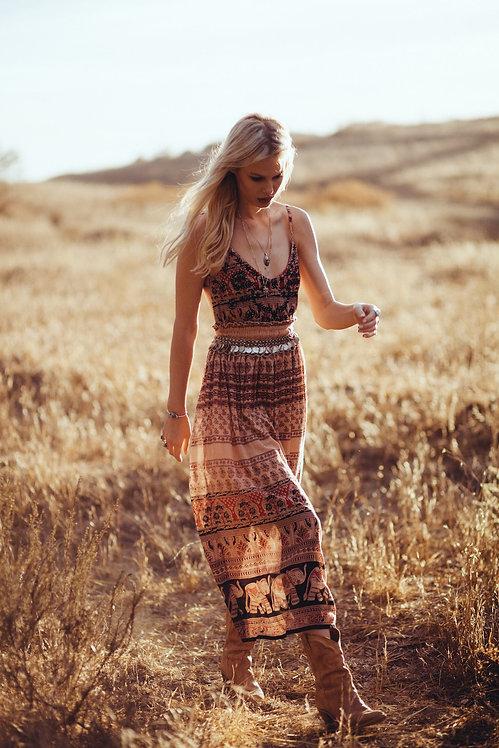 The Boho Maxi Dress