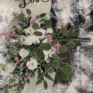 Bridal Bouquet     SOLD