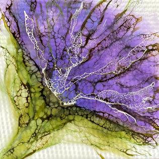 Vibrant Violet        SOLD