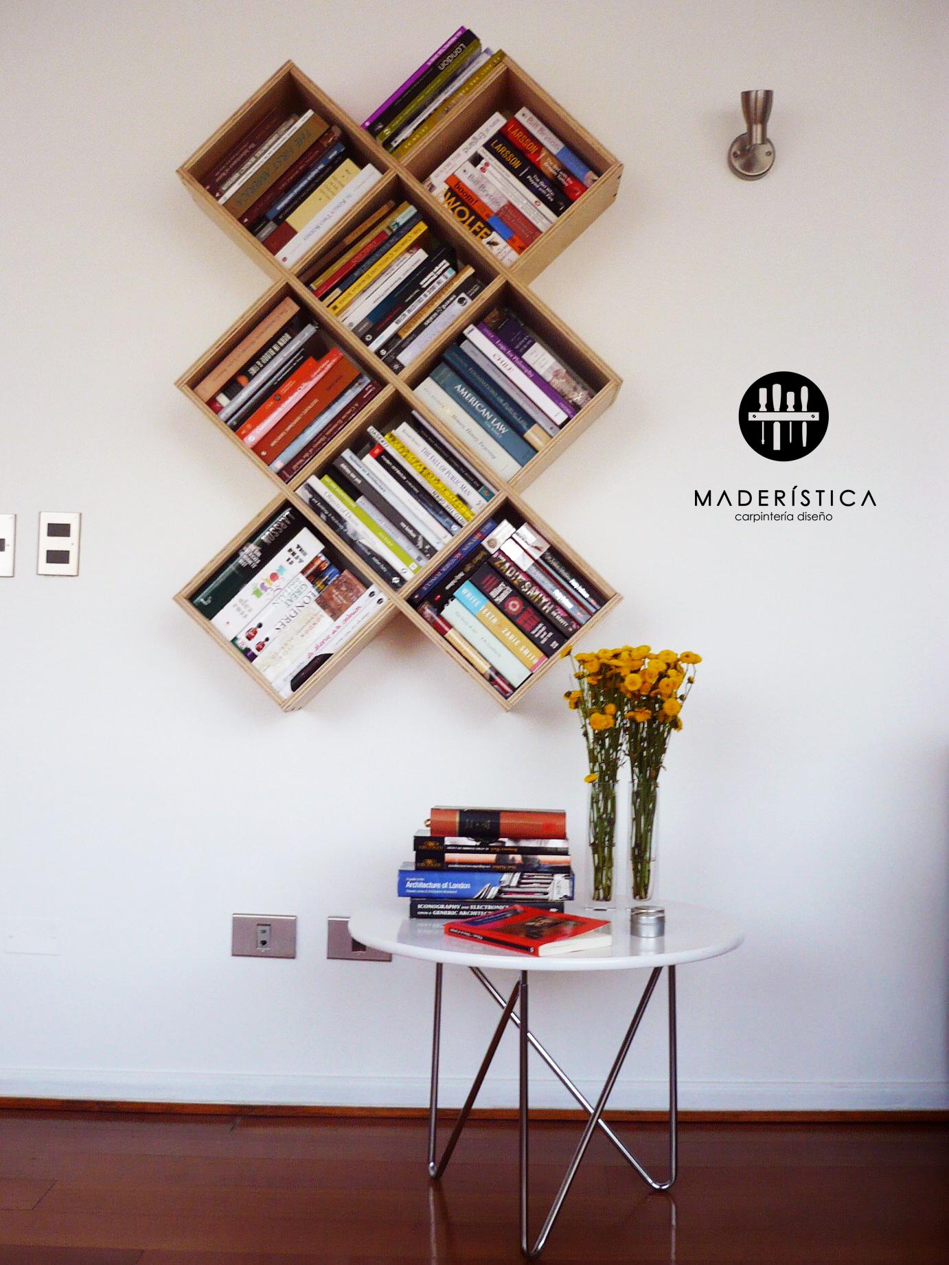 """Librero """"Oñoico"""""""