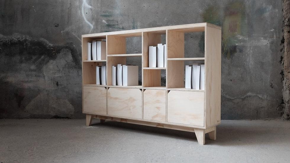 Estante Librero Yaren