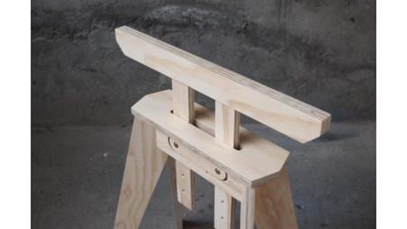 Nota sobre nuestro trabajo con tableros de Contrachapado en sitio de Arauco
