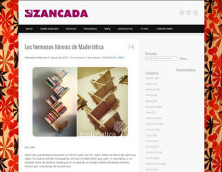 Maderística en Zancada