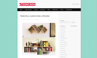 "En ""Zancada"""