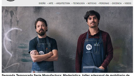 Manufactura, Segunda temporada en Catalogo diseño