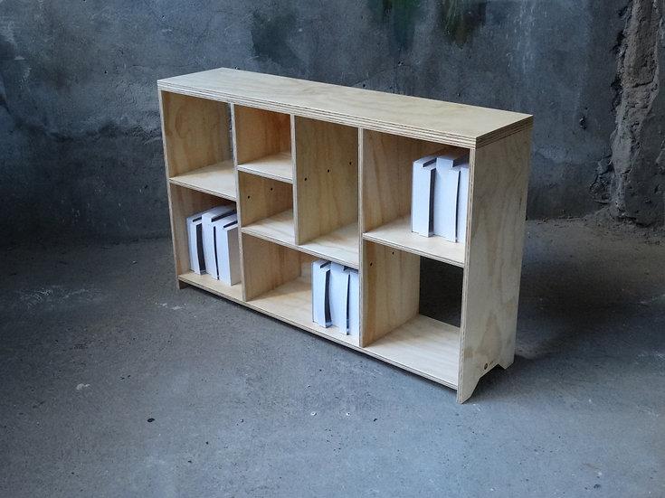 Estante librero Andrés