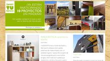 """Nuestro trabajo publicado en """"Arauco Soluciones Sostenibles"""""""
