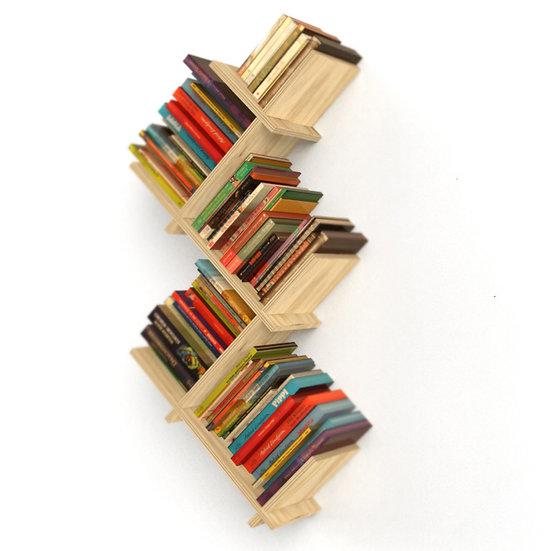 Librero Arbolístico