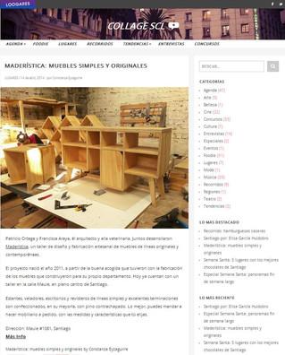 Maderística en Loogares.com