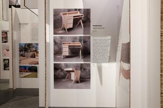 Ya estamos en la 5° Bienal Iberoamericana de Diseño en Madrid