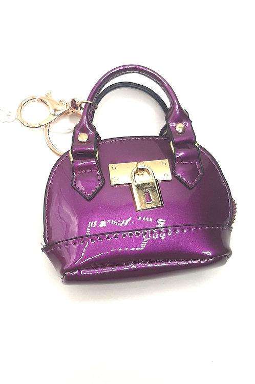 Portachiavi borsetta