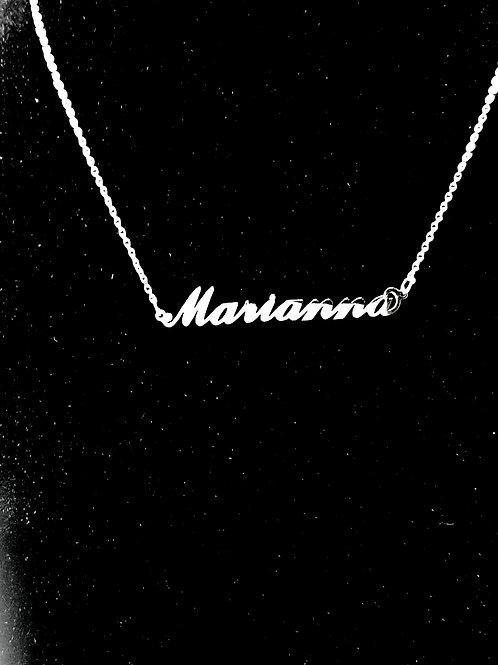 Collana marianna