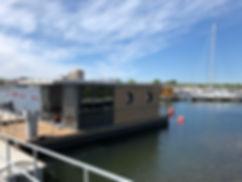 Nya husbåtar