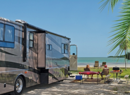 Florida's Best Places to visit in an RV!