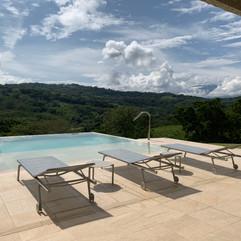 Rosa Gres piscina Serena Ocra - Colombia