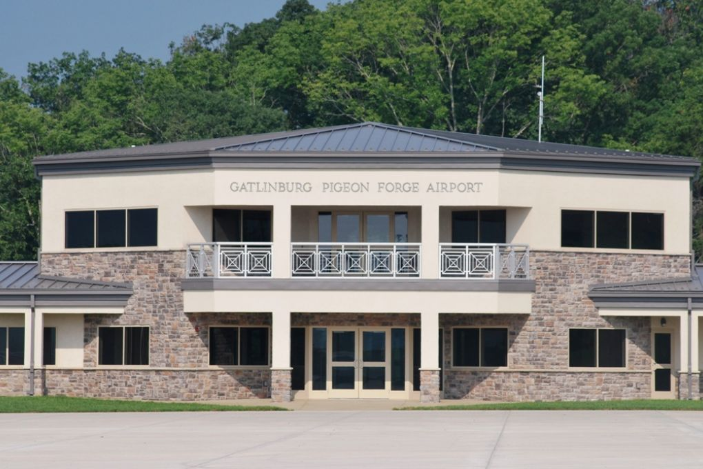 Gatlinburg Pigeon Forge Airport