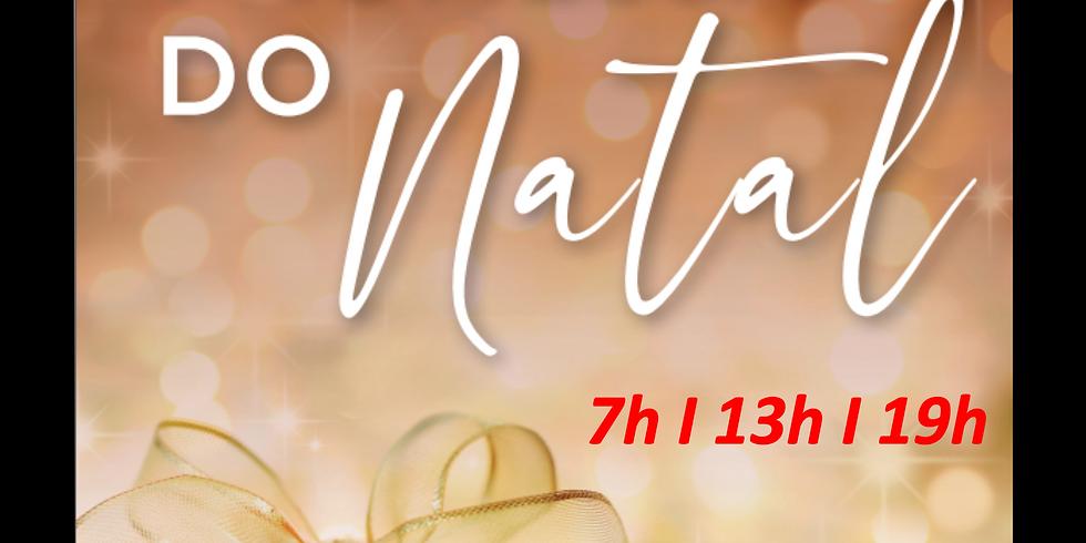 A Paz e Promessa do Natal