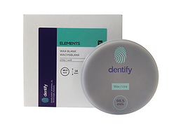 Dentify Wax blanks