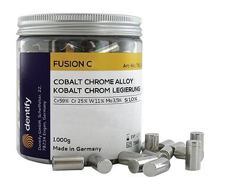 Dentify FUSION C alloy