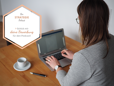 Bewerbung Strategie Podcast