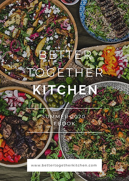 Better Together Kitchen Summer 2020 eBook