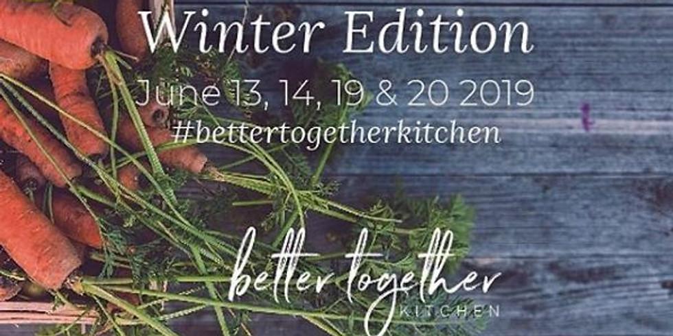 The Art of Salad Making Winter 2019 - Fri 14 June - 10.45am