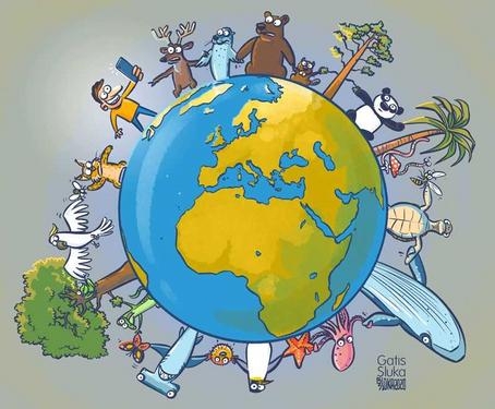 Nature's SAFE joins the Global Coalition #UnitedForBiodiversity
