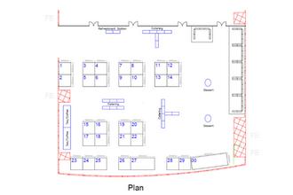 CAD Floorplans