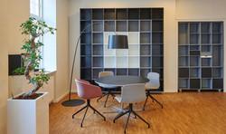 Office meeting room interior