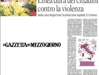 Violenza donne. Gazzetta del Mezzogiorno rilancia dati Demoskopika in Basilicata