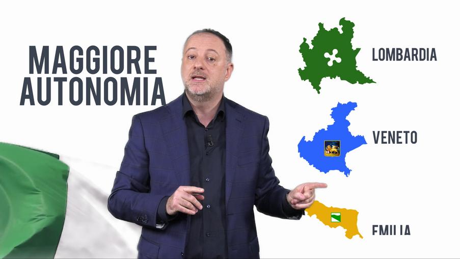 Autonomia. In Calabria il residuo fiscale più negativo