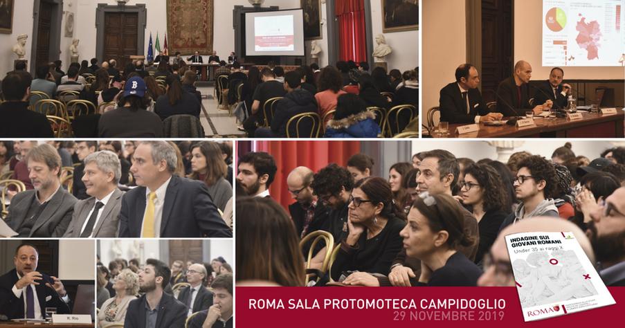 Benessere Giovanile. Roma Capitale sperimenta l'indice di Demoskopika