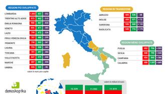 """Europa. Il """"sistema Italia"""" spende 40 mln di euro al giorno per UE"""