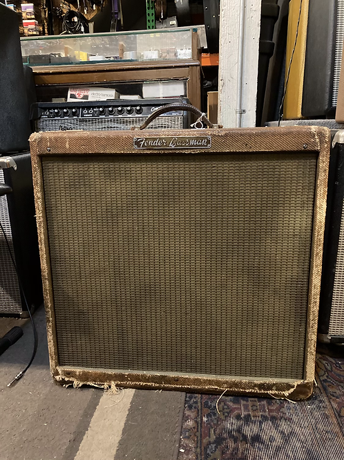1957 Fender Bassman