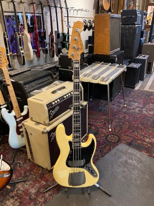 1978 Fender Jazz Bass