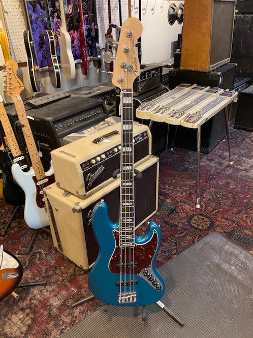2018 Fender Jazz Bass