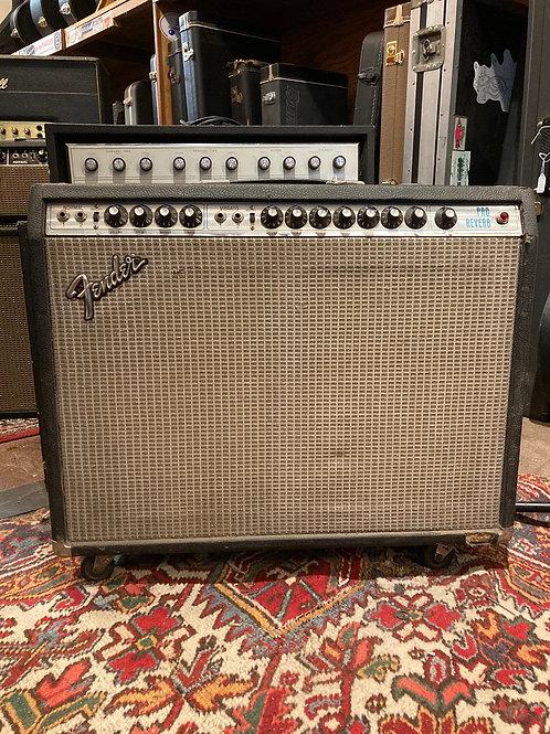 Late 70s Fender Pro Reverb