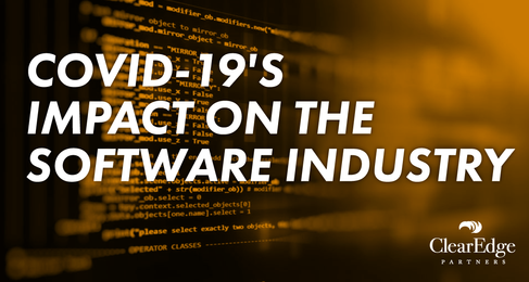 Covid-19's Impact on the Software Industry