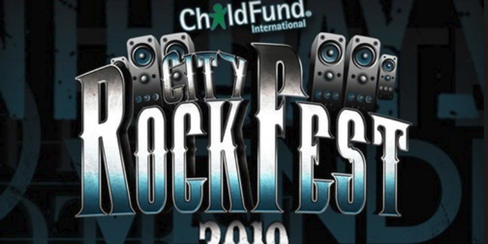 He-Nis-Ra @ Rockfest Wednesday Bonus Bash  - Budweiser Stage