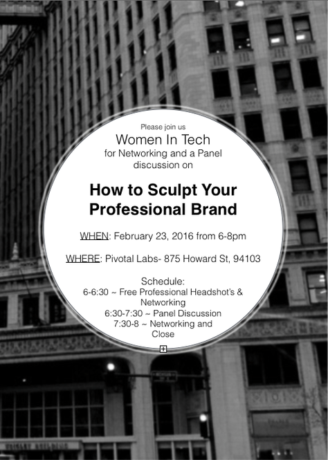 How to Sculpt Your Professional Brand