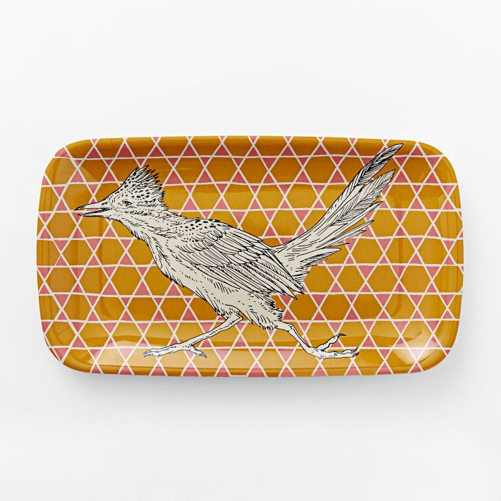 West Elm Roadrunner Platter