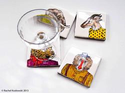 Safari Coasters