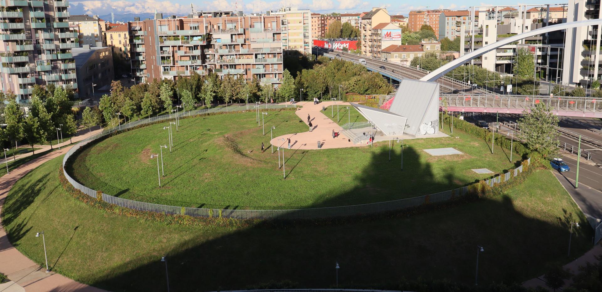 Auditorium Parco Industria Alfa Romeo 03