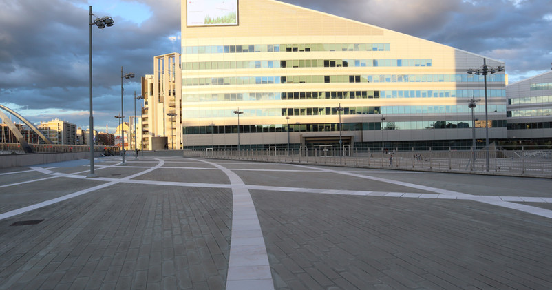 Terrazza Piazza Gino Valle 02